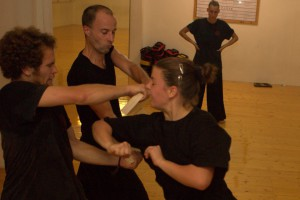 Kung-Fu - cours adultes - casse