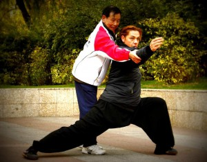 Kung-Fu - cours adultes - stage en Chine